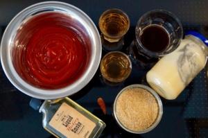 BBQ-Sauce mit Whisky und Kaffee - WaldstadtBBQ