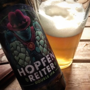 Hopfenreiter - Double IPA von Maisel and friends