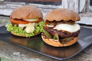 Portobello Burger - 2 Varianten