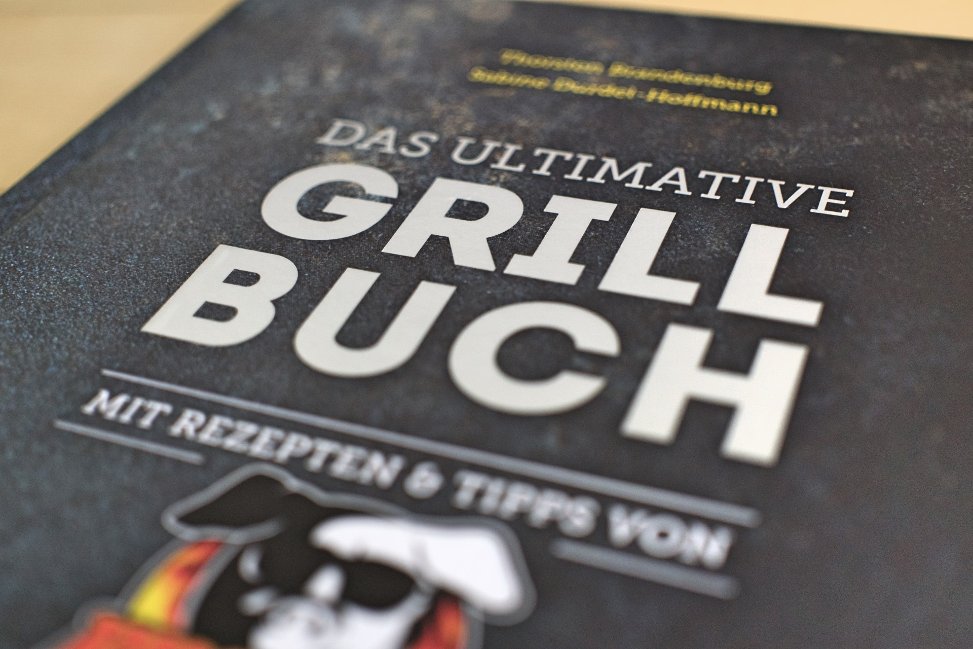 Das Ultimative Grillbuch - die Ablösung der Weber Grillbibel?
