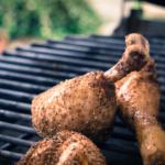 Chicken Drum Steaks mit Kirsch-Kola Ruf von Spicebar