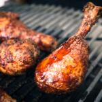 Chicken Drum Steaks mit Kirsch-Kola Ruf von SpicebarChicken Drum Steaks mit Kirsch-Kola Ruf von Spicebar