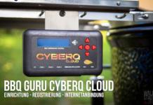 BBQ Guru CyberQ Cloud - einrichten