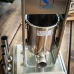Wurstfüller von Landig - 3 Liter Maschine