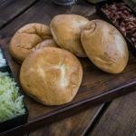 Gyros vom Grill mithilfe der Rotisserie (Beilerei)