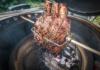 Dry-Aged Goldbeef Rinderkarree von der Rotisserie