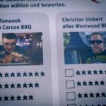 REWE Grill-Battle 2017