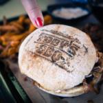 Pulled Pork Burger bei Tobias BBQ Bochum