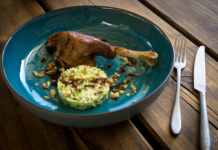Gans vom Grill - ein Herbst Rezept für Don Carne