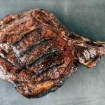 Tomahawk Steak von der Beilerei