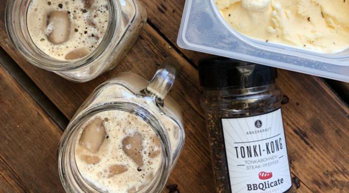 Tonki Kong Eis - die etwas andere Eiscreme