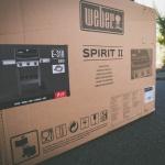 Der Grill Weber Spirit II E-310 GBS