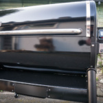 Weber Pelletgrill Smoke Fire EX6