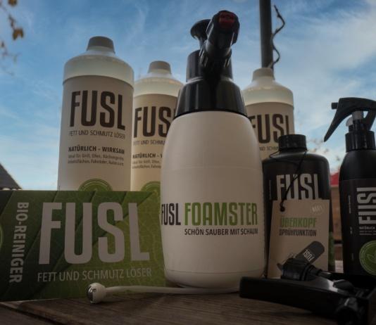 McBrikett FUSL Reiniger - Produktfamilie