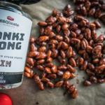 Gebrannte Mandeln mit Tonki Kong Gin