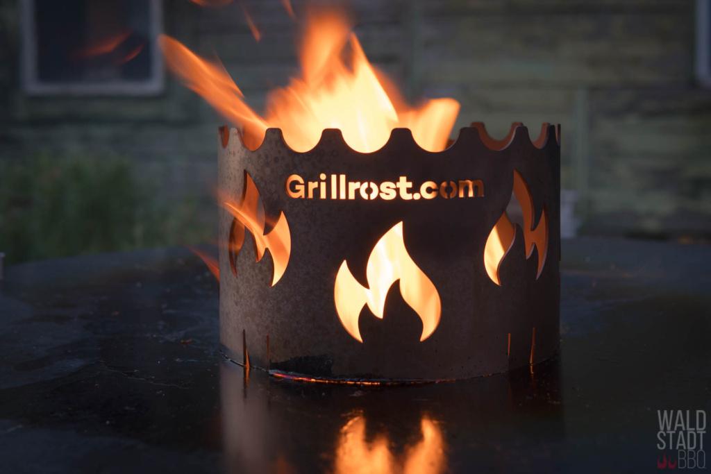 Grillrost.com Feuerplatte