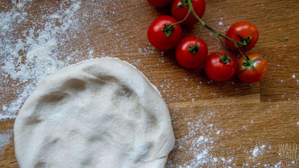 echte neapolitanische Pizza - das original Rezept